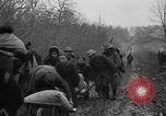Image of French refugees with American soldiers in World War I France, 1918, second 59 stock footage video 65675042495