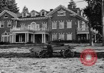 Image of Landmarks in Olympia and Hood Canal Olympia Washington USA, 1917, second 20 stock footage video 65675042496