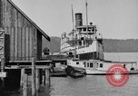 Image of Landmarks in Olympia and Hood Canal Olympia Washington USA, 1917, second 33 stock footage video 65675042496