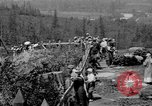 Image of Snoqualmie Falls Waterfall in 1917 Snoqualmie Washington USA, 1917, second 24 stock footage video 65675042497