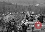 Image of Snoqualmie Falls Waterfall in 1917 Snoqualmie Washington USA, 1917, second 26 stock footage video 65675042497