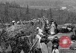 Image of Snoqualmie Falls Waterfall in 1917 Snoqualmie Washington USA, 1917, second 30 stock footage video 65675042497