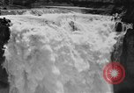 Image of Snoqualmie Falls Waterfall in 1917 Snoqualmie Washington USA, 1917, second 40 stock footage video 65675042497