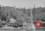 Image of Puget Sound coastline in early 1900s Tacoma Washington USA, 1917, second 13 stock footage video 65675042499
