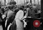 Image of distributing food Ruhr Germany, 1923, second 6 stock footage video 65675042504