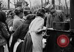 Image of distributing food Ruhr Germany, 1923, second 7 stock footage video 65675042504