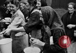 Image of distributing food Ruhr Germany, 1923, second 10 stock footage video 65675042504