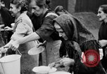 Image of distributing food Ruhr Germany, 1923, second 12 stock footage video 65675042504