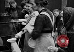 Image of distributing food Ruhr Germany, 1923, second 17 stock footage video 65675042504