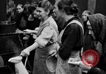 Image of distributing food Ruhr Germany, 1923, second 18 stock footage video 65675042504