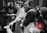 Image of distributing food Ruhr Germany, 1923, second 19 stock footage video 65675042504