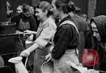 Image of distributing food Ruhr Germany, 1923, second 20 stock footage video 65675042504