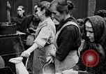 Image of distributing food Ruhr Germany, 1923, second 21 stock footage video 65675042504