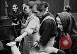 Image of distributing food Ruhr Germany, 1923, second 22 stock footage video 65675042504