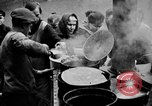 Image of distributing food Ruhr Germany, 1923, second 25 stock footage video 65675042504