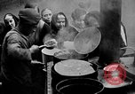 Image of distributing food Ruhr Germany, 1923, second 27 stock footage video 65675042504