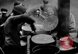Image of distributing food Ruhr Germany, 1923, second 29 stock footage video 65675042504