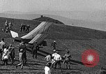 Image of Gotha biplane Germany, 1922, second 45 stock footage video 65675042528