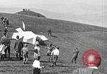 Image of Gotha biplane Germany, 1922, second 49 stock footage video 65675042528