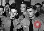 Image of Fort Harrison Richmond Virginia USA, 1953, second 26 stock footage video 65675042545
