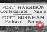 Image of Fort Harrison Richmond Virginia USA, 1953, second 42 stock footage video 65675042545
