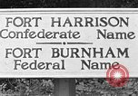 Image of Fort Harrison Richmond Virginia USA, 1953, second 43 stock footage video 65675042545