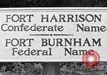 Image of Fort Harrison Richmond Virginia USA, 1953, second 44 stock footage video 65675042545