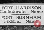Image of Fort Harrison Richmond Virginia USA, 1953, second 46 stock footage video 65675042545