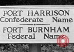 Image of Fort Harrison Richmond Virginia USA, 1953, second 47 stock footage video 65675042545