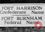 Image of Fort Harrison Richmond Virginia USA, 1953, second 48 stock footage video 65675042545