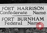 Image of Fort Harrison Richmond Virginia USA, 1953, second 49 stock footage video 65675042545