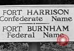 Image of Fort Harrison Richmond Virginia USA, 1953, second 50 stock footage video 65675042545