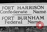 Image of Fort Harrison Richmond Virginia USA, 1953, second 51 stock footage video 65675042545