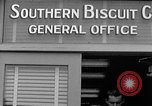 Image of Southern Biscuit Company Richmond Virginia USA, 1953, second 7 stock footage video 65675042546