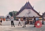 Image of United States airmen Bangkok Thailand, 1965, second 1 stock footage video 65675042553