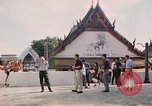 Image of United States airmen Bangkok Thailand, 1965, second 2 stock footage video 65675042553