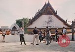 Image of United States airmen Bangkok Thailand, 1965, second 3 stock footage video 65675042553