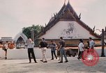 Image of United States airmen Bangkok Thailand, 1965, second 4 stock footage video 65675042553