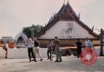Image of United States airmen Bangkok Thailand, 1965, second 5 stock footage video 65675042553