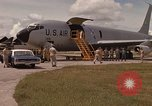 Image of United States KC-135 A aircraft Takhli Thailand, 1966, second 2 stock footage video 65675042568