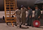 Image of United States KC-135 A aircraft Takhli Thailand, 1966, second 7 stock footage video 65675042568
