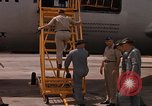 Image of United States KC-135 A aircraft Takhli Thailand, 1966, second 9 stock footage video 65675042568