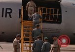 Image of United States KC-135 A aircraft Takhli Thailand, 1966, second 13 stock footage video 65675042568