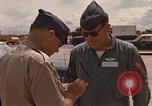Image of United States KC-135 A aircraft Takhli Thailand, 1966, second 31 stock footage video 65675042568