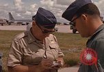 Image of United States KC-135 A aircraft Takhli Thailand, 1966, second 33 stock footage video 65675042568