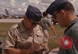 Image of United States KC-135 A aircraft Takhli Thailand, 1966, second 35 stock footage video 65675042568