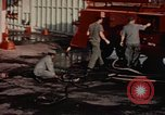 Image of American airmen in firehouse at airbase Takhli Thailand, 1964, second 11 stock footage video 65675042581
