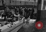 Image of mine sweep boats Sea of Japan, 1952, second 30 stock footage video 65675042591