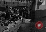 Image of mine sweep boats Sea of Japan, 1952, second 33 stock footage video 65675042591