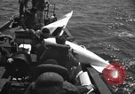 Image of Under Water Demolition Team Sea of Japan, 1952, second 22 stock footage video 65675042592
